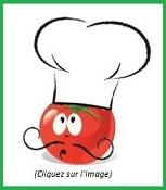 recette avec des tomates