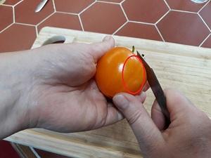 éplucher les tomates 20