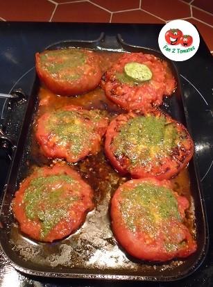 Steak de tomate Grégory Altaï