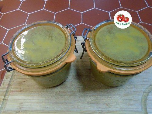 coulis vert de tomate green sausage