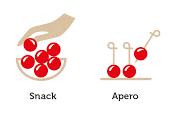 tomate utilisation apéro