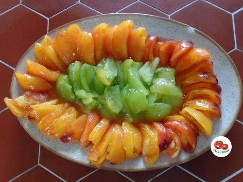 salade Alice's Dream et GZ pour saison des tomates