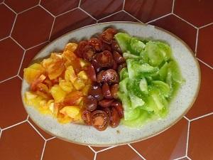 salade tomate pour dernière récolte