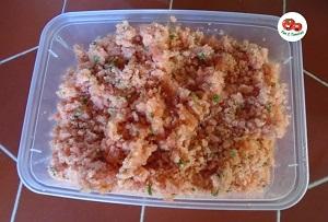 granité de tomates Miel du mexique en boite