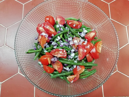 salade Tig HV OR après récolte
