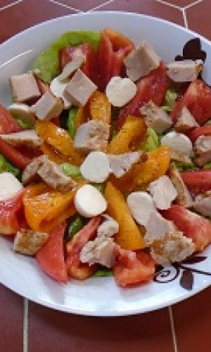salade grushovka
